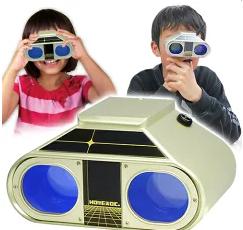 視力回復のための家庭用治療器ありますがどれがよいのでしょう