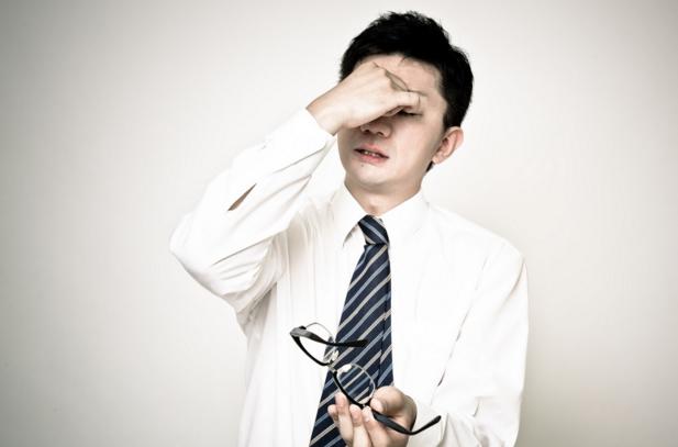 視力回復 目の痛み